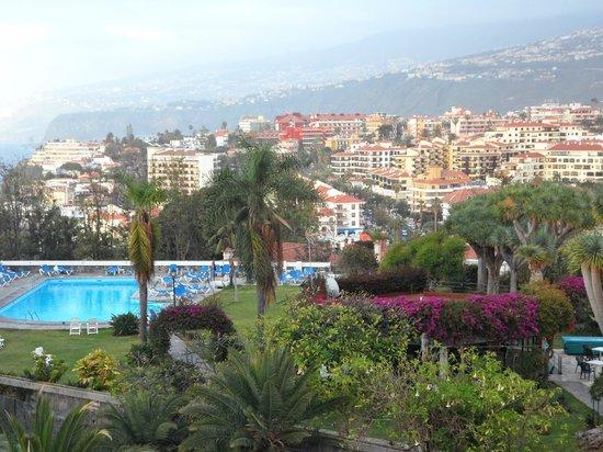 Miramar Hotel Tenerife Island: View from room 501