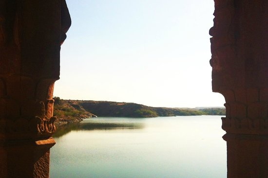 Balsamand Lake and Garden