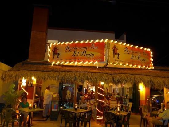 El Pirata : A great restaurant