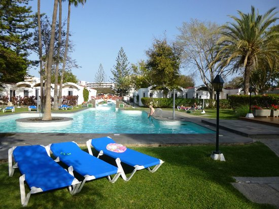 Cordial Biarritz Bungalows: Pool area