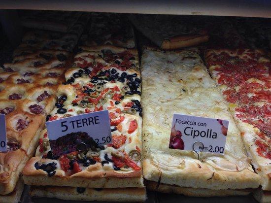 Pizzeria La Cambusa : 5 Terre!