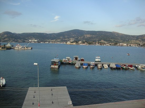 Hanedan Otel: View