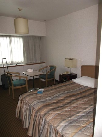 Narita Airport Rest House: Dettaglio della stanza