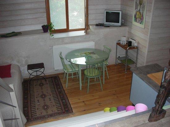 La Maison de Martine : studio