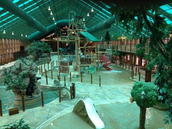 Westgate Smoky Mountain Resort & Spa: Water park