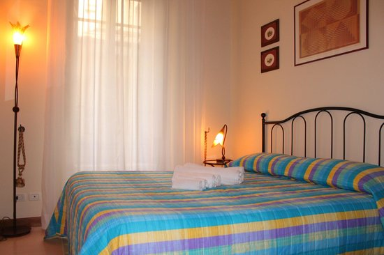 ViaRoma Suites: Apartment 4+2, Double Room