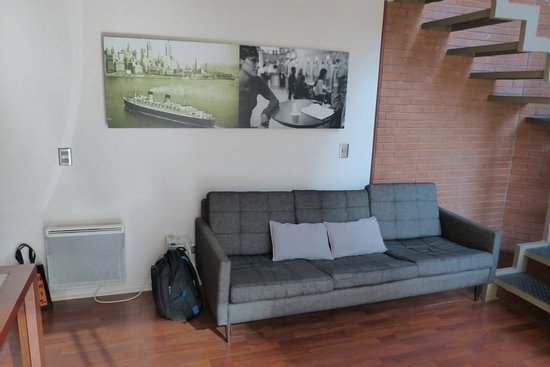 Andes Hostel: Loft
