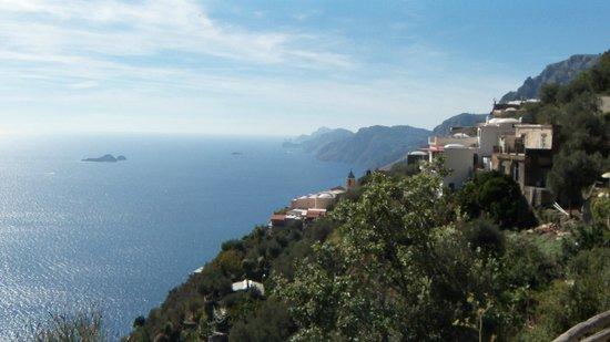 Sentiero degli dei (Path of the Gods): View