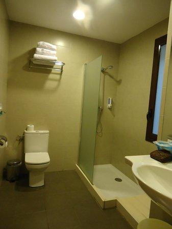 Hotel Via Augusta: bagno