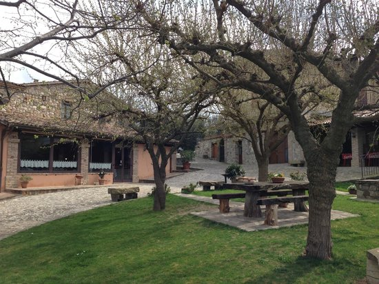 Agriturismo San Rocco: Agriturismo
