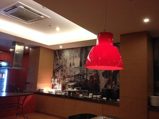 Red Fox Hotel, Delhi Airport: Hall