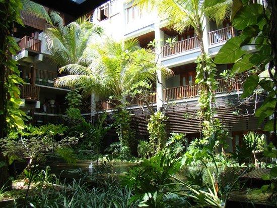 Mercure Kuta Bali: балконы номеров