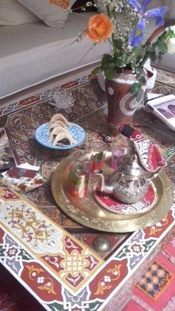 Riad Gallery 49 : Il thè alla menta
