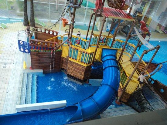 Hôtel Explorers : Toddlers pool