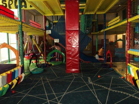 Hôtel Explorers : Play area