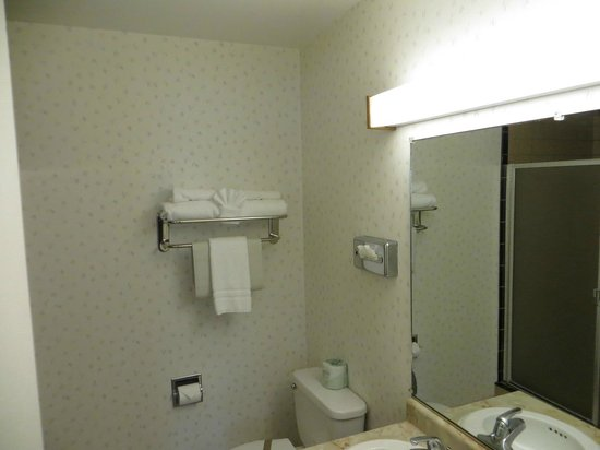 Nob Hill Motor Inn: bathroom
