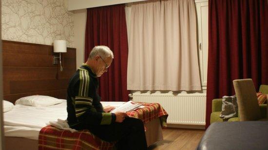 Lapland Hotel Sirkantahti: Inside the room