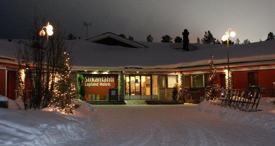 Lapland Hotel Sirkantahti: Reception