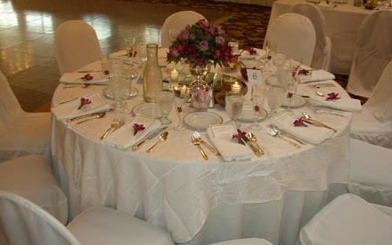 Groton Inn and Suites : Excellent Banquet Services