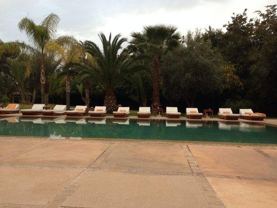 Villa Al Assala: Piscine