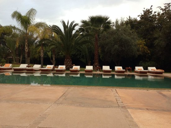 Villa Al Assala Palmeraie: Piscine