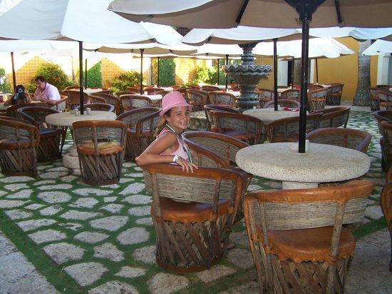 Xichen Valladolid Tour: restaurant