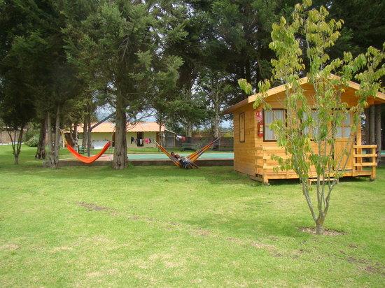 Hosteria Airport Garden: relax