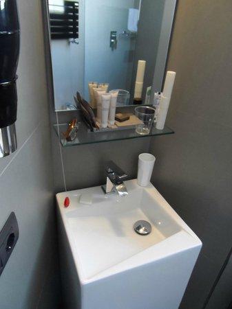 Piazza Del Gesu Luxury Suites: sink