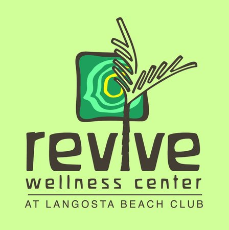 Revive logo - Picture of Revive Wellness Center at Langosta Beach