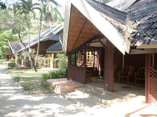 Krabi Resort: Our bungalow