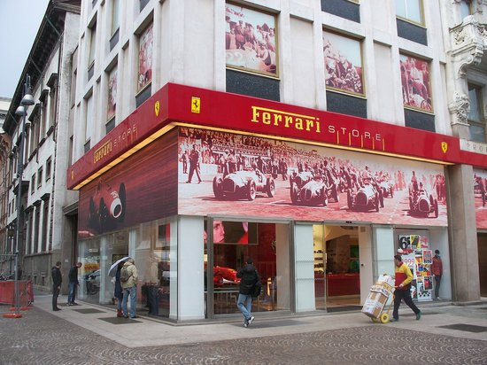 Ferrari Store