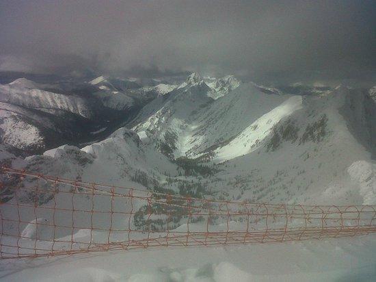 Fernie Alpine Resort : Polar Peak
