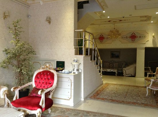 Karakoy Port Hotel: View of Lobby