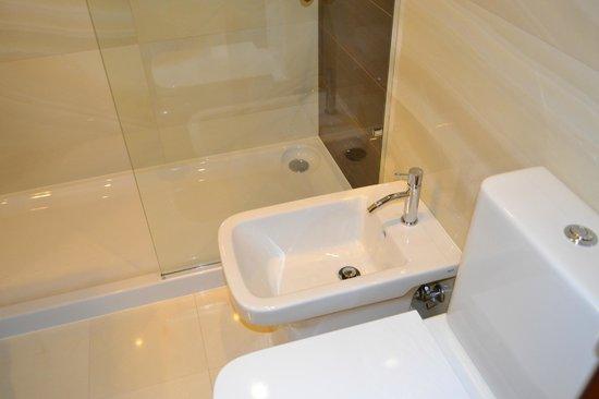 Hotel da Bolsa : Baño