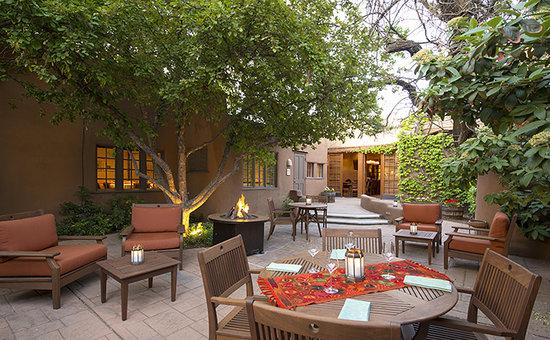 Inn on the Alameda : Agoyo Courtyard