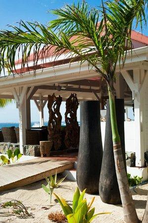 Le Shambala : The entrance to the restaurant