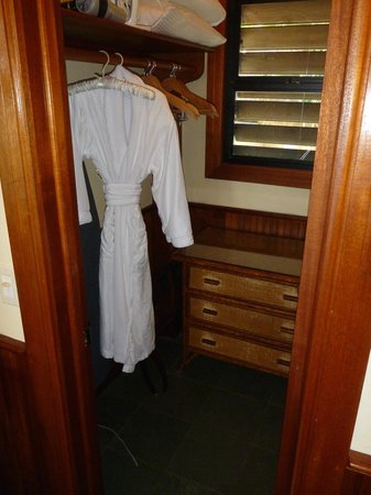 Little Palm Island Resort & Spa, A Noble House Resort: Little Palm Island - Island Grand Suite - Closet