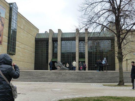 Alte Pinakothek: Neue Pinakothek
