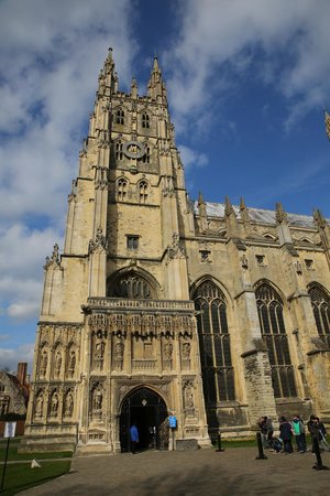 A-of Canterbury Cathedral ... Becket - Picture of Canterbury Cathedral, Canterbury - TripAdvisor