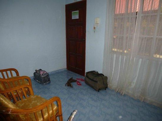 Desa Motel: комната