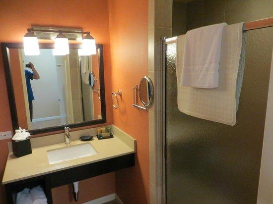 SeaCrest OceanFront Hotel: bathroom