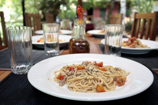 El Perezoso: primo piatto