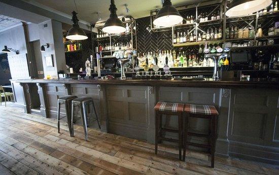 The Cork: Great beer, cider, ale, cocktails, whisky, rum, Bourbons, shots ... we've got it all