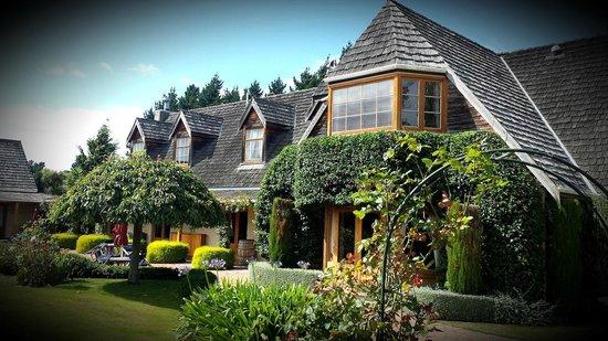 Fyffe Country Lodge: La façade