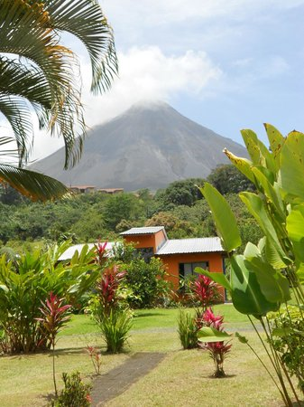 Erupciones Inn Bed And Breakfast: Spectacular view