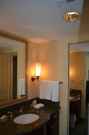 Homewood Suites by Hilton Tampa Airport - Westshore: Sink area