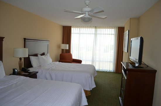 Homewood Suites Tampa Airport - Westshore : Bedroom