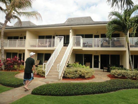 JW Marriott Marco Island Beach Resort: Access to lanai