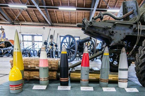Musee Armee Suisse