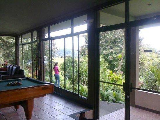 Hotel Montana de Fuego Resort & Spa: linda vista